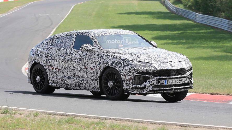 Le Lamborghini Urus futur roi du Nürburgring ?