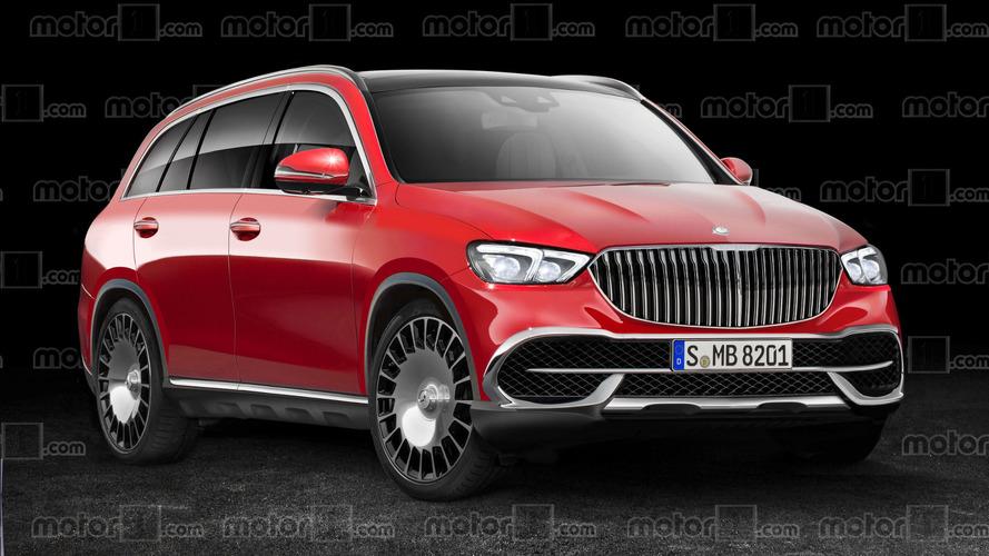 Daha fazlasını isteyenler için: Mercedes-Maybach SUV
