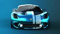 2020 Lotus Elise tasarım yorumu