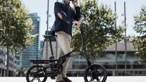 Peugeot eF01 bicicleta eléctrica