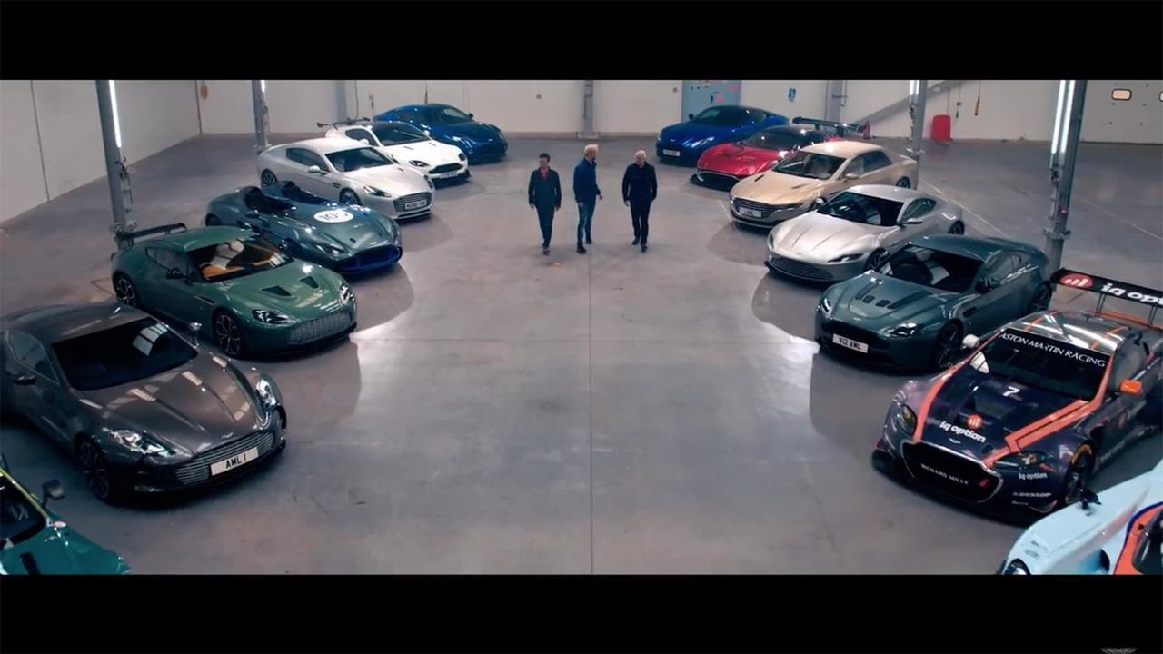 Aston Martin Wales Factory Video