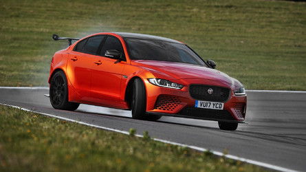 Jaguar XE SV Project 8 Crowned Showstopper At Goodwood