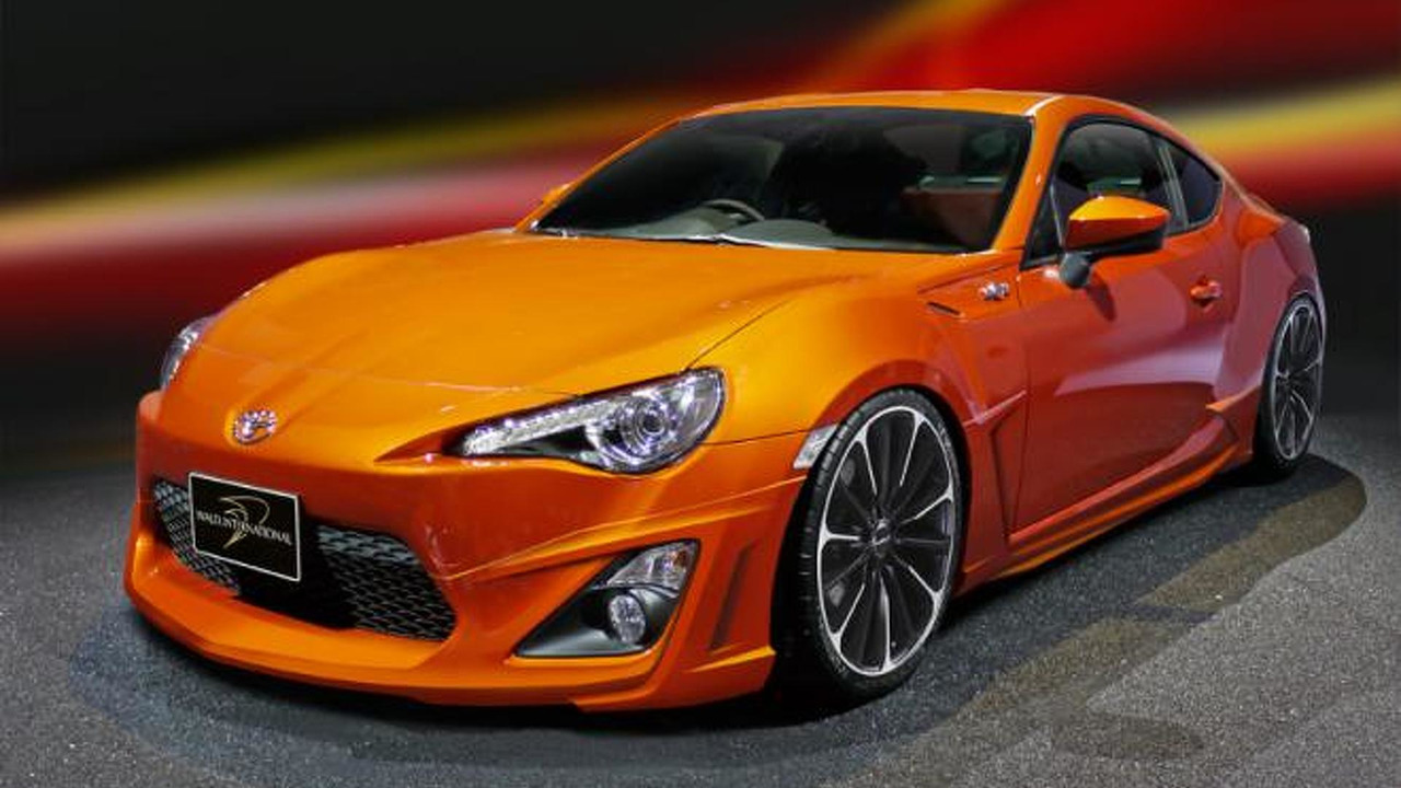 Toyota 86 by Wald International 24.7.2012