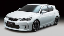 Wald International tunes the Lexus CT200h