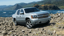 2013 Chevrolet Avalanche Black Diamond 13.4.2012