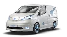 Nissan e-NV200 panel van concept 19.9.2012
