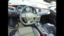 Peugeot 508 RXH, test di consumo reale Roma-Forlì