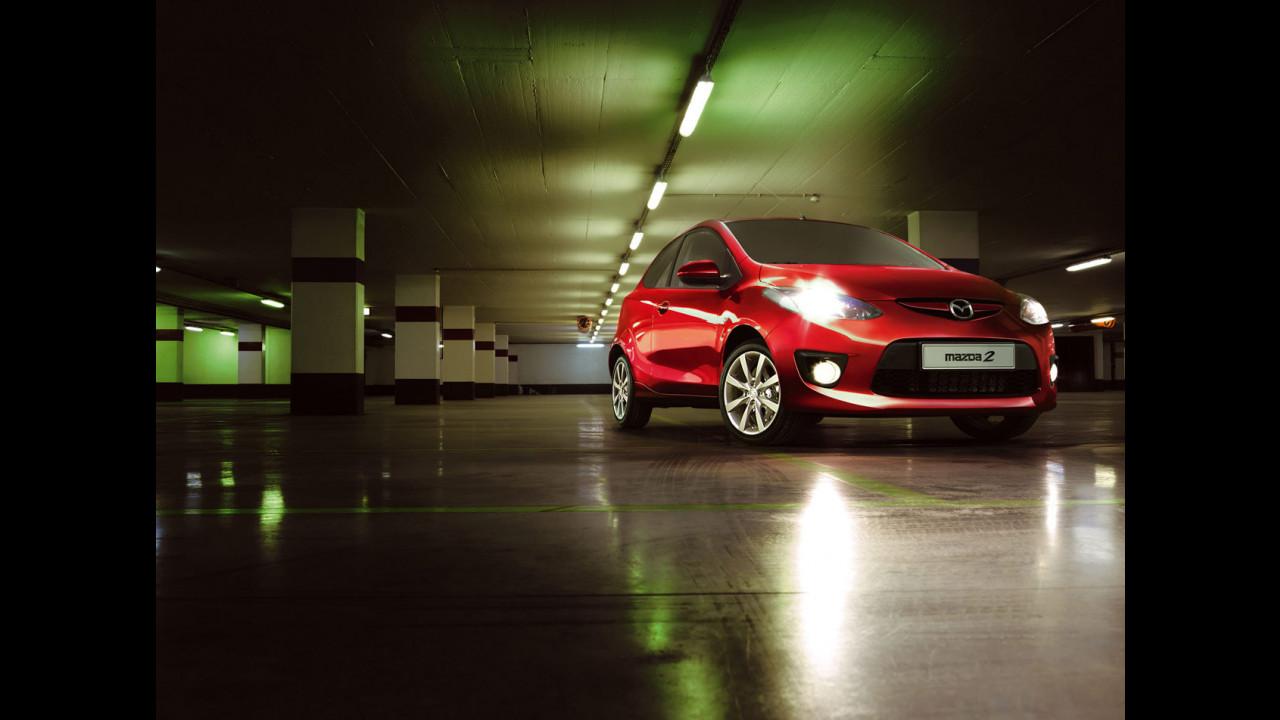 Mazda2 tre porte