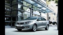 Renault Samsung svela il restyling della SM3