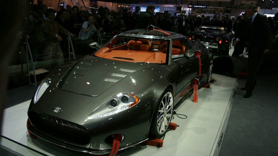 Spyker and Lotus Sign Cooperation Agreement