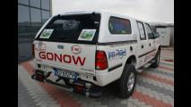 Gonow GA200 GPL. Raid Volgograd