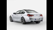 BMW M6 Gran Coupé: le prime foto