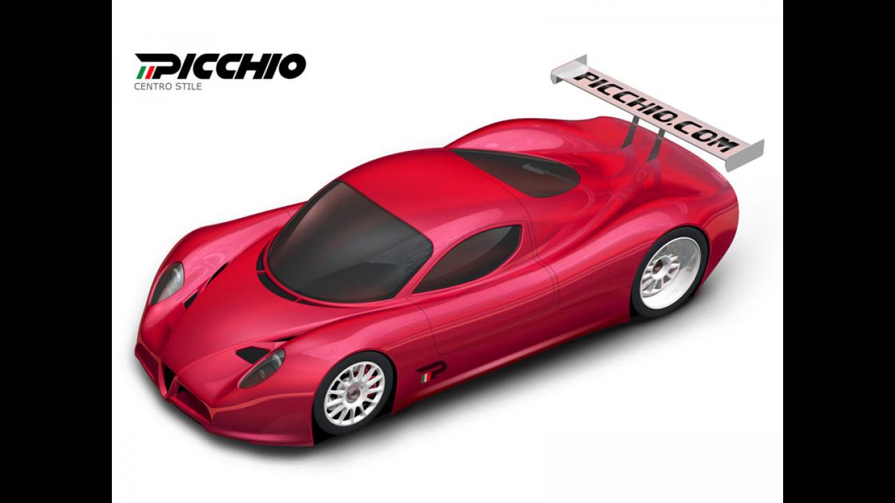 Picchio DP3