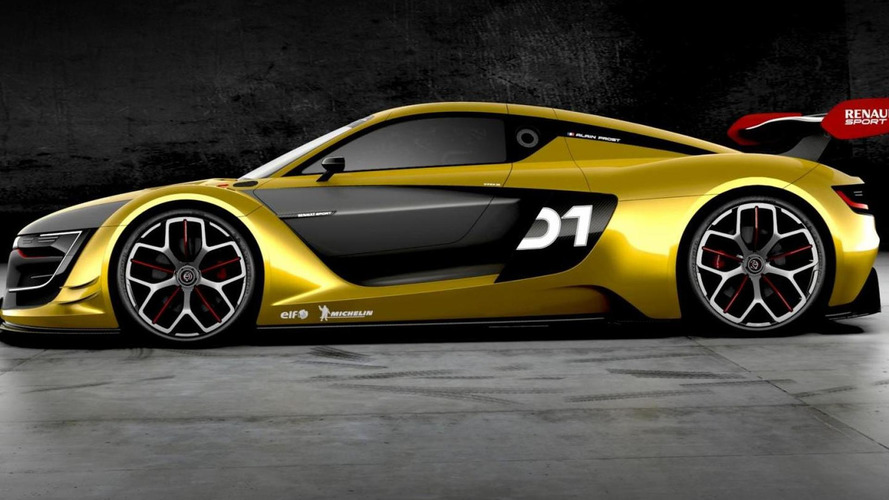 Renaultsport R.S. 01 spied going all out at Monza [video]