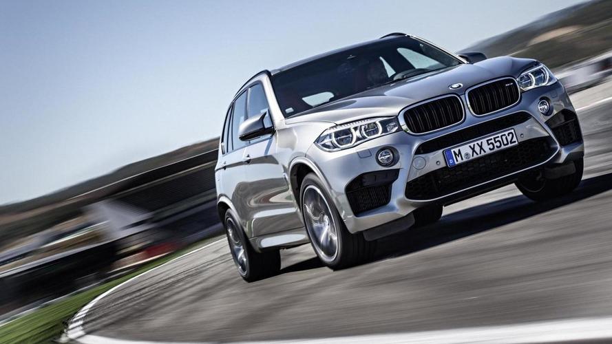 BMW X5M e X6M