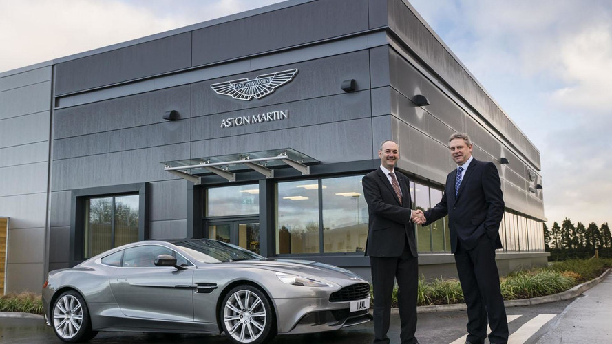Aston Martin opens new prototype and development center