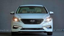 2015 Hyundai Sonata Eco announced, returns 32 mpg US combined