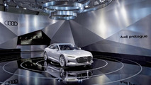 Audi Prologue concept live at Design Miami