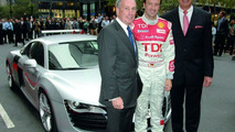 Audi R8 US Unveiled by New York Mayor