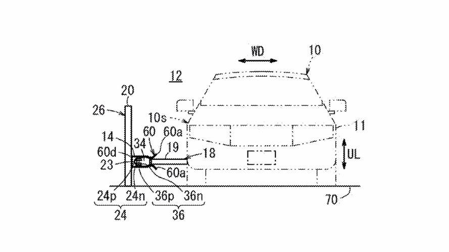 Honda araç üstü şarj kolunun patentini aldı