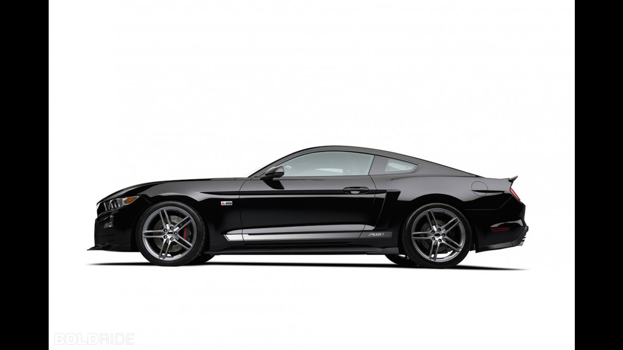Roush Ford Mustang Stage 1