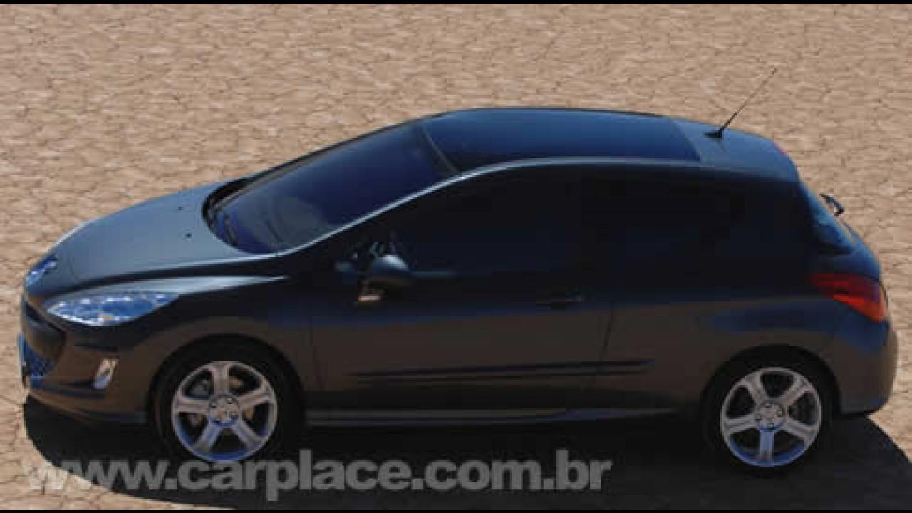 Sedan do Peugeot 308