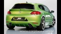Preparadora ABT divulga novas imagens da preparação do Volkswagen Scirocco