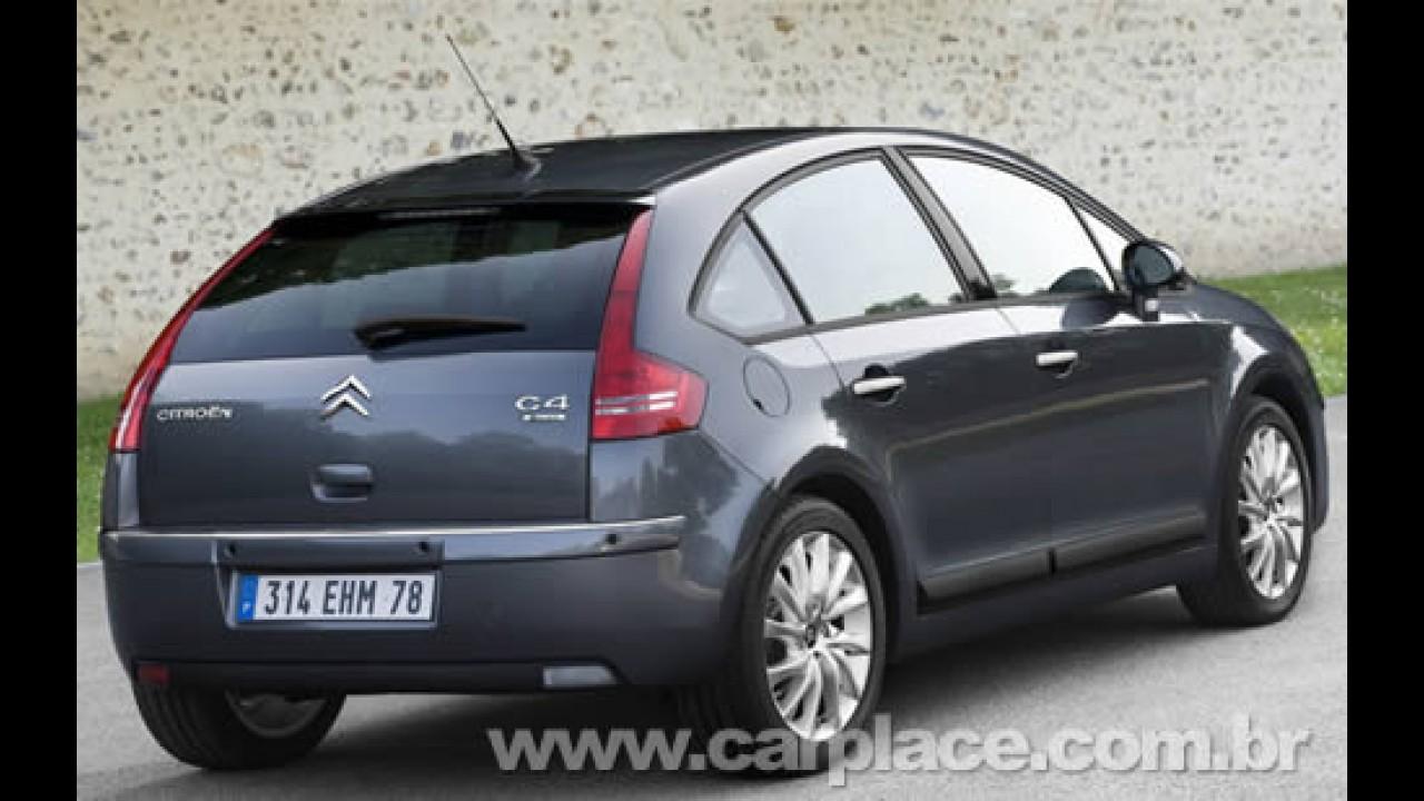 Citroën C4 Hatch de 5 portas deve ser lançado dia 26 de agosto na Argentina