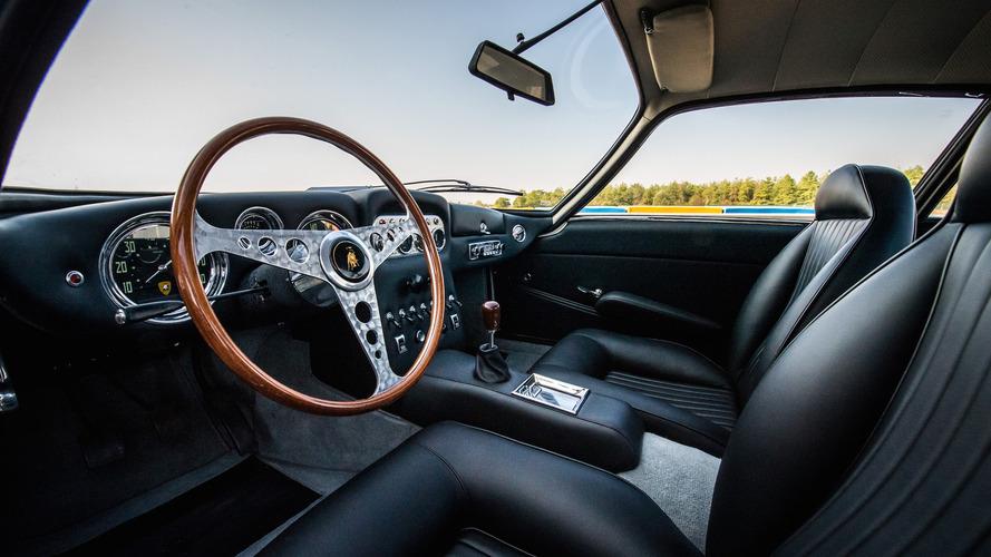 1964 Lamborghini 350 GT Restorasyon