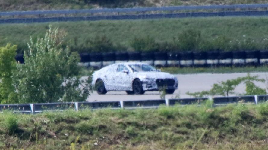 2018 Audi A7 Sportback spy photos