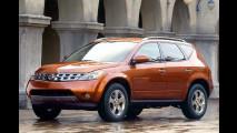 Nissan Murano: Vorverkauf gestartet