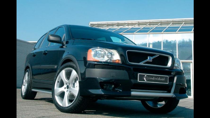 Volvo XC90: Optischer Trimm für den Offroader