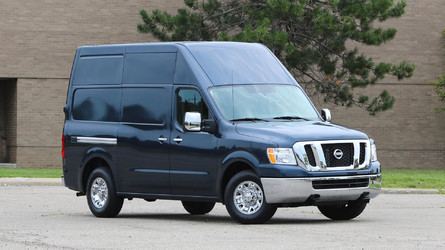 2017 Nissan NV3500 Review