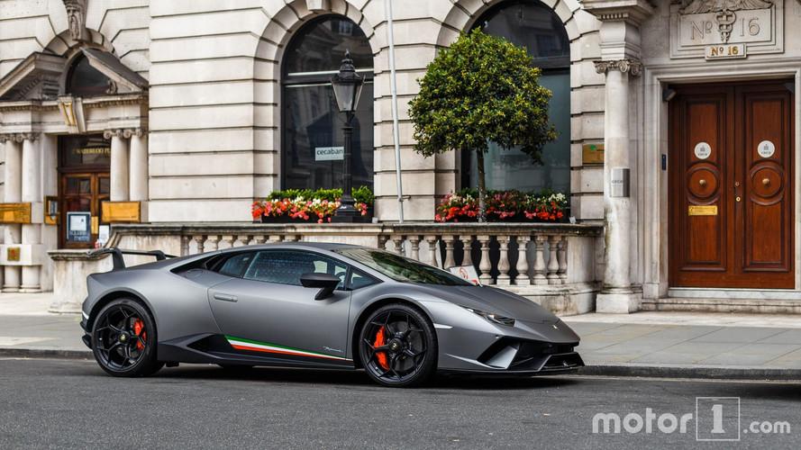 Lamborghini a vendu 9000 Huracán en seulement trois ans