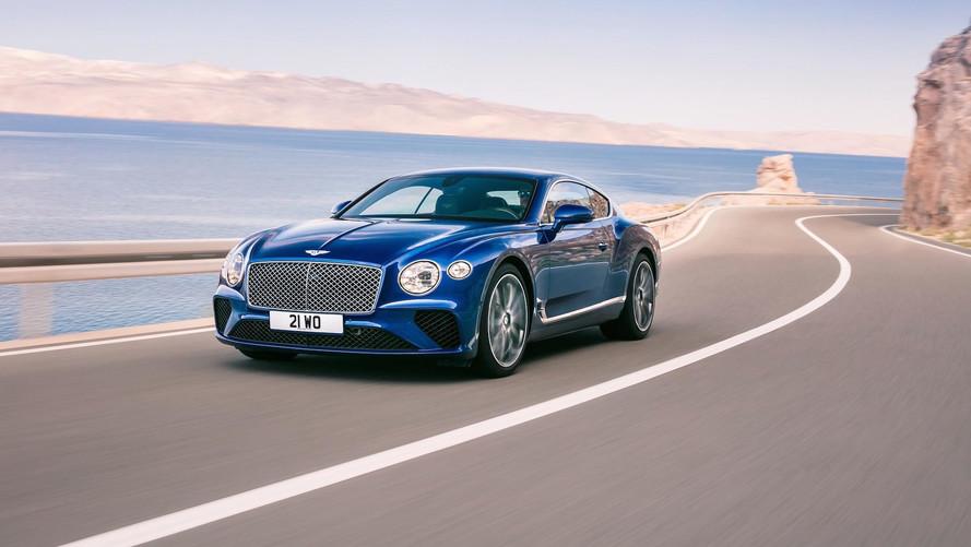 Bentley Continental GT, yeni ses sistemi ile geliyor
