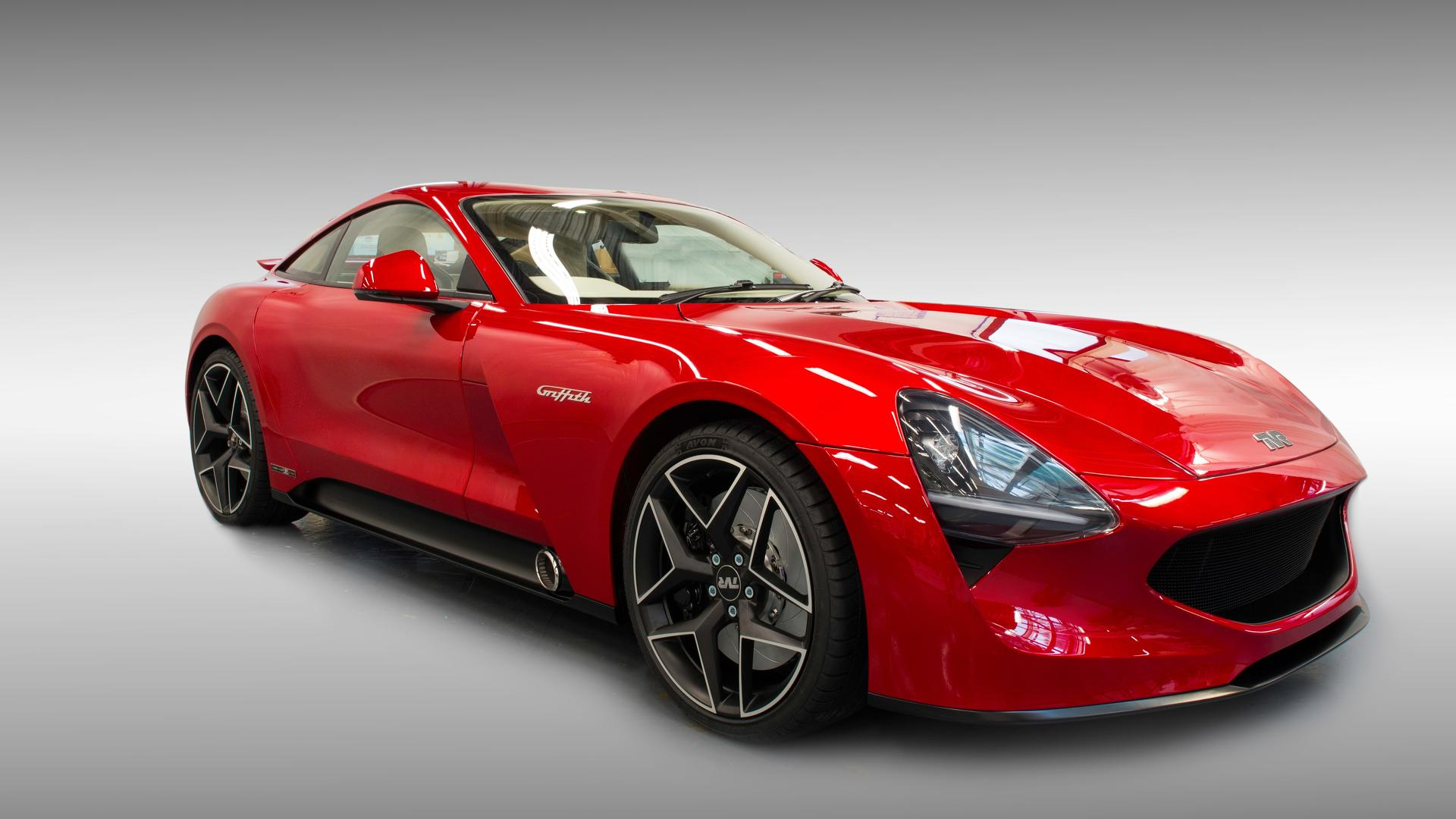 2018-tvr-griffith Amazing Tvr Griffith Left Hand Drive Cars Trend