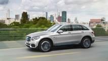 2017 Mercedes-Benz GLC F-Cell SUV