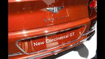 2018 Bentley Continental GT live in Frankfurt