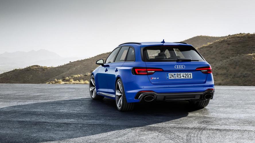 2018 audi elaine. Fine Audi 2018 Audi RS4 Avant  Intended Audi Elaine