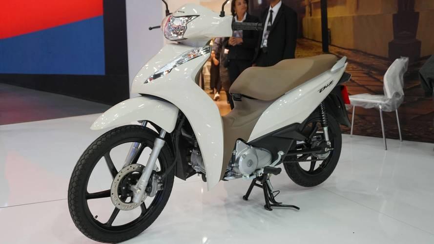 Salão Duas Rodas - Honda apresenta Nova Biz 2018