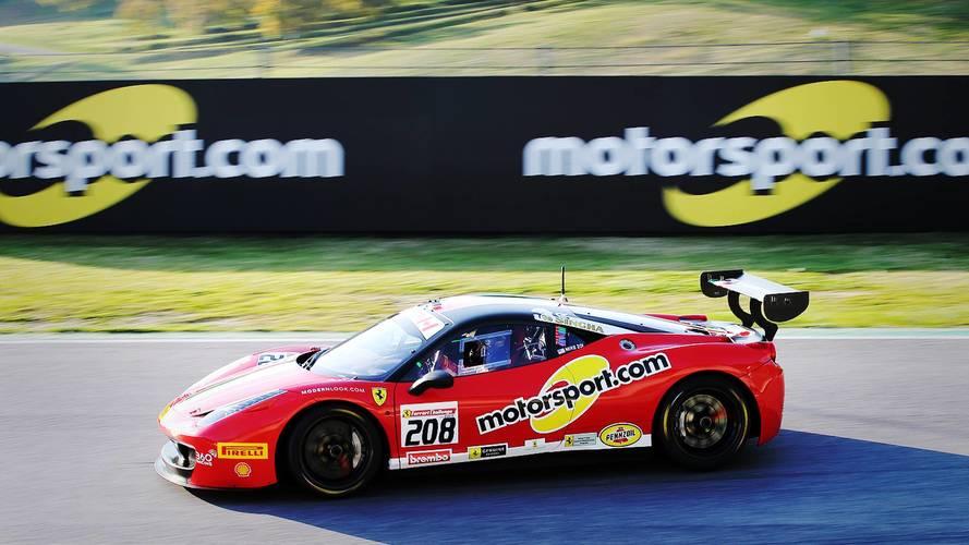 Ferrari nomme Motorsport.com
