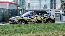 BMW X2 dijital kamuflaj
