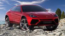 2012 Lamborghini Urus konsepti