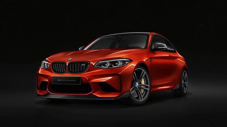 2018 júliusában startolhat a BMW M2 Competition sorozatgyártása