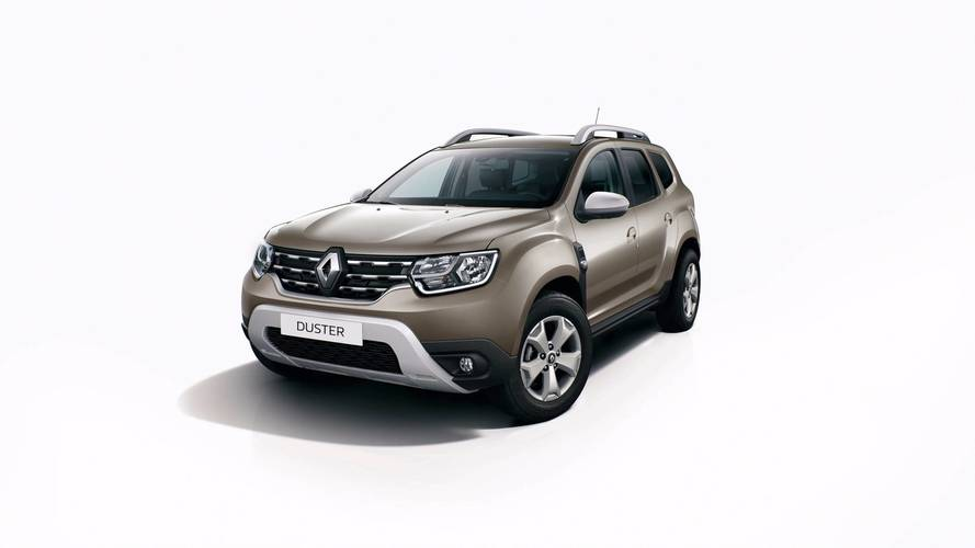 Novo Duster em versão Renault tem grade exclusiva e interior inédito