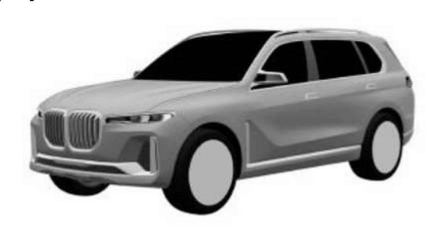 BMW X7 - INPI Brasil
