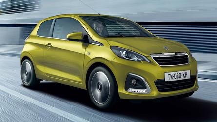 A hónap végétől már elérhető a megújult Peugeot 108