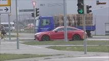 Mercedes-AMG GT 4-Door Coupe on the streets