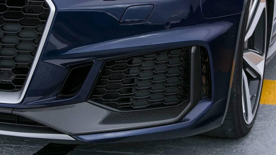 Teaser prueba Audi RS 4 Avant 2018