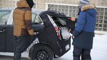 2017 Kia Picanto spy photo